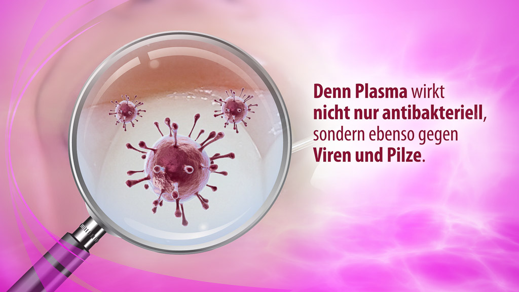 Plasmatherapie dental
