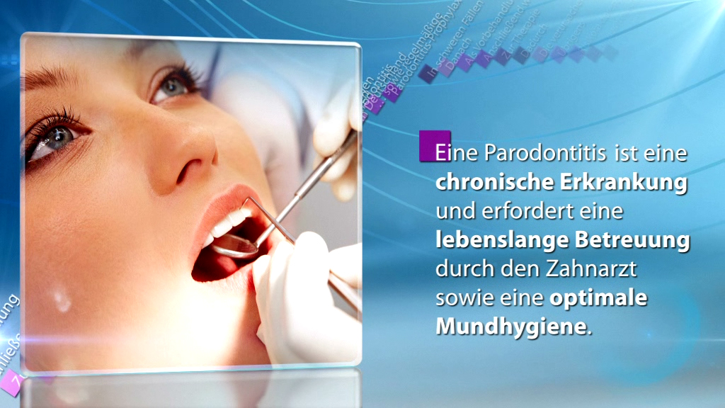 Erklärfilm für Patienten | Mundhygiene