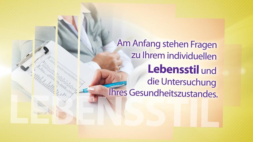 Erklärfilm, Patienteninformationsfilm | Anti-Aging-Beratung