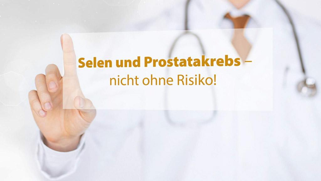 Selen Prostatakrebs
