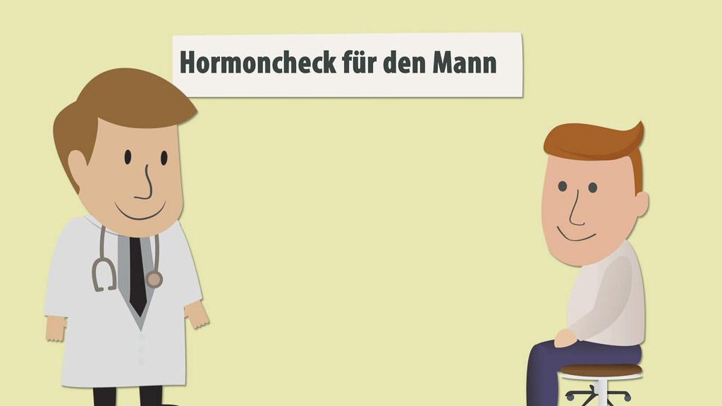 Hormoncheck Mann