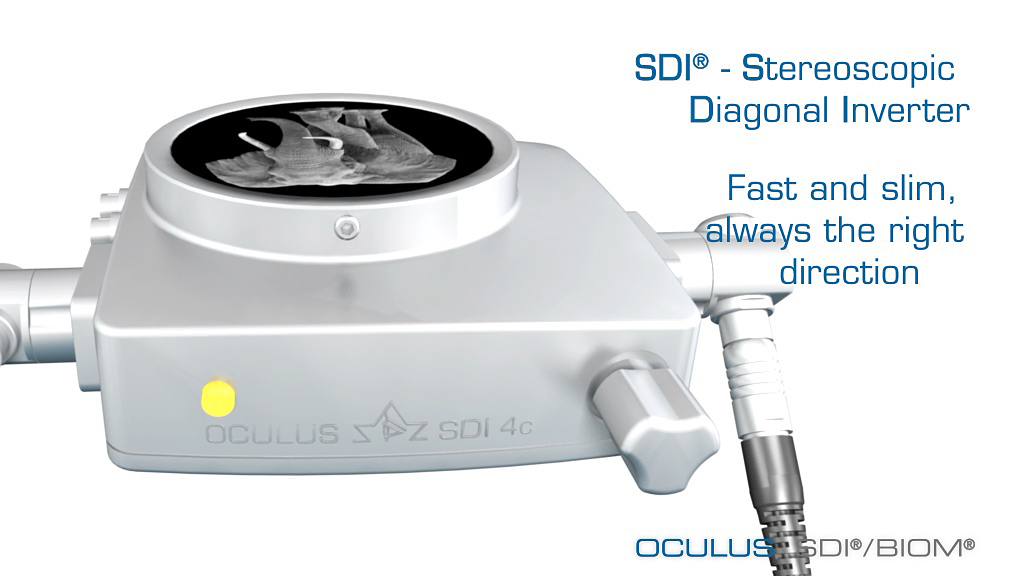 Erklärfilm inkl. 3D-Animation | Ophtalmologisches Mikroskop